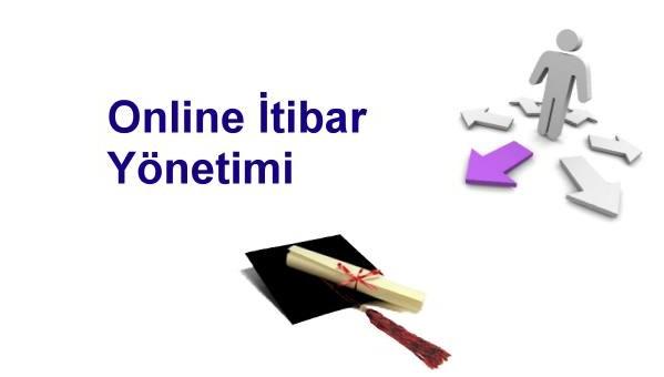 Online İtibar Yönetimi Nedir?